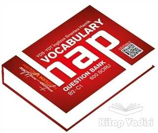 Modern English - HAP Vocabulary B2-C1 (Çözümlü)