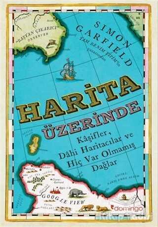 Domingo Yayınevi - Harita Üzerinde