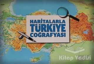 Yetsis Yayınları - Haritalarla Türkiye Coğrafyası