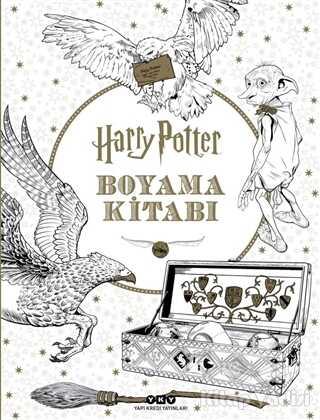 Yapı Kredi Yayınları - Harry Potter Boyama Kitabı
