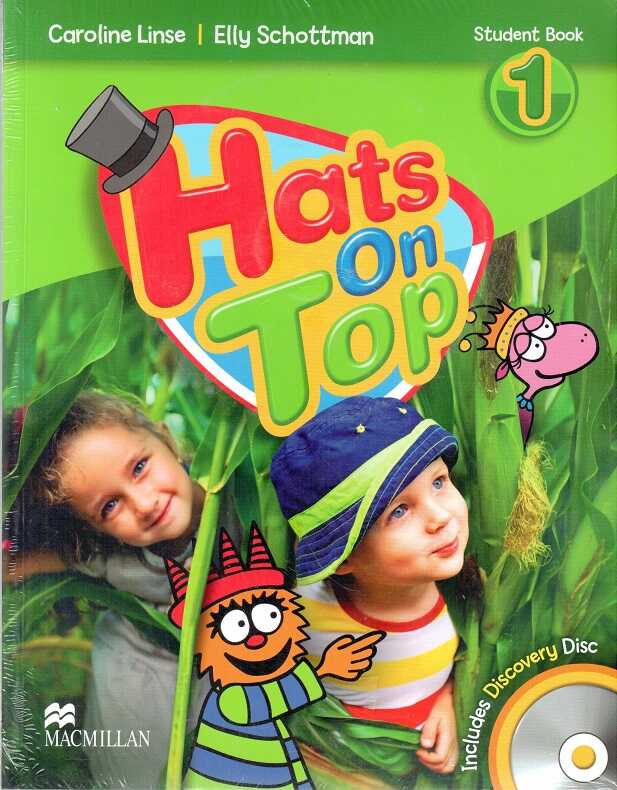 Macmillan Education - Hats On Top Level 1 Student Book Pack