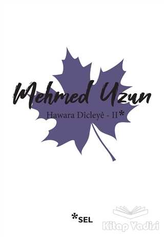 Sel Yayıncılık - Hawara Dicleye - 2