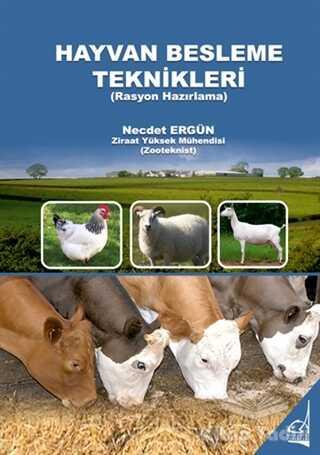 Boğaziçi Yayınları - Hayvan Besleme Teknikleri