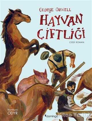 Domingo Yayınevi - Hayvan Çiftliği: Grafik Roman