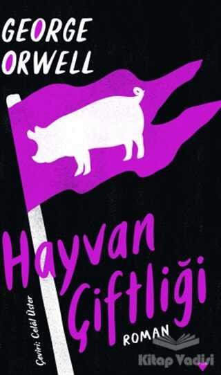 Can Yayınları - Hayvan Çiftliği (Ciltli)