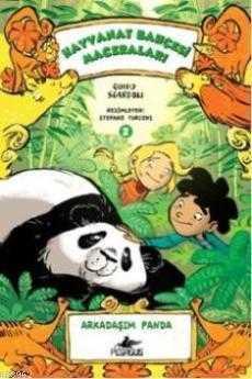 Pegasus Yayıncılık - Hayvanat Bahçesi Maceraları 2 - Arkadaşım Panda / Pegasus Yay.