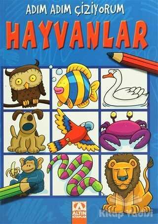 Altın Kitaplar - Çocuk Kitapları - Hayvanlar