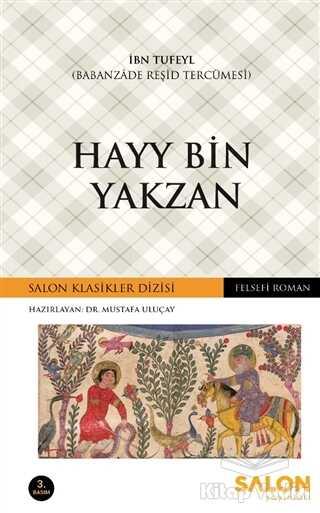 Salon Yayınları - Hayy Bin Yakzan