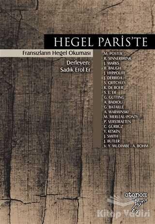 Otonom Yayıncılık - Hegel Paris'te