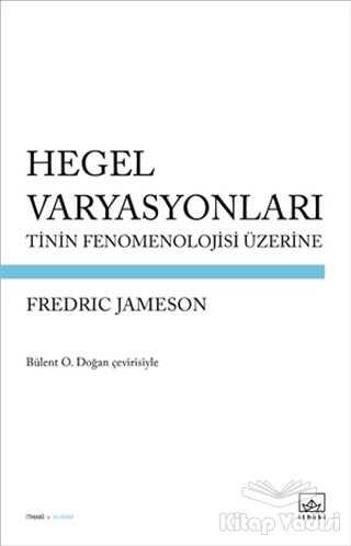 İthaki Yayınları - Hegel Varyasyonları