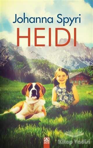 Altın Kitaplar - Heidi (Ciltli)