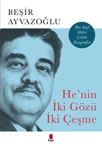 Kapı Yayınları - He'nin İki Gözü İki Çeşme