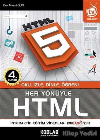 Kodlab Yayın Dağıtım - Her Yönüyle HTML