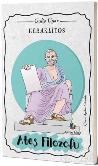 Eğiten Kitap Çocuk Kitapları - Heraklitos