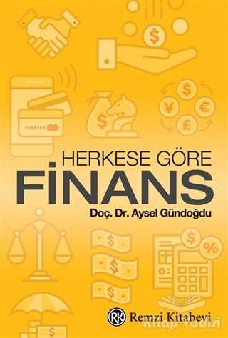 Remzi Kitabevi - Herkese Göre Finans