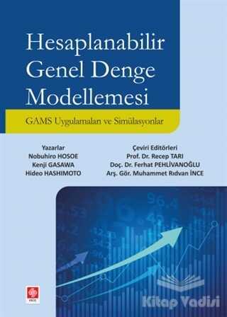Ekin Basım Yayın - Akademik Kitaplar - Hesaplanabilir Genel Denge Modellemesi