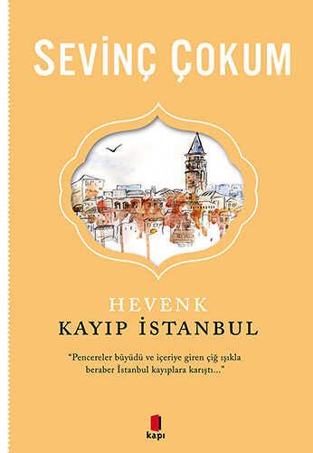 Kapı Yayınları - Hevenk: Kayıp İstanbul