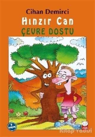 Kırmızı Kedi Çocuk - Hınzır Can - Çevre Dostu