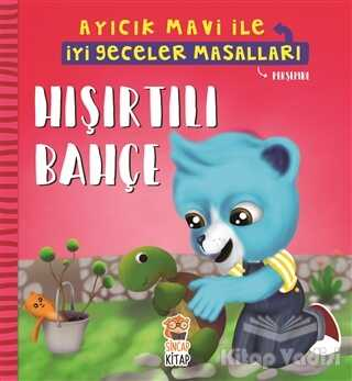 Sincap Kitap - Hışırtılı Bahçe - Ayıcık Mavi İle İyi Geceler Masalları