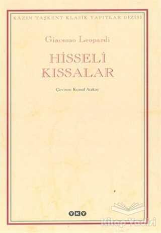 Yapı Kredi Yayınları - Hisseli Kıssalar