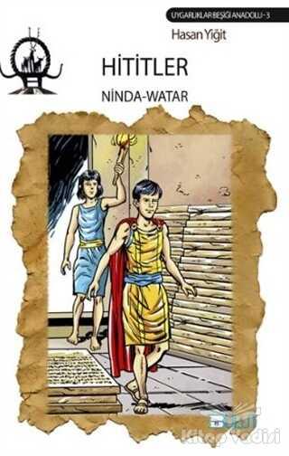 Bulut Yayınları - Hititler / Ninda - Watar