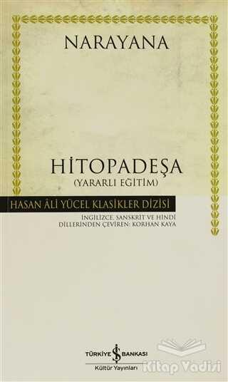 İş Bankası Kültür Yayınları - Hitopadeşa