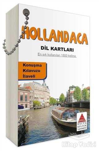 Delta Kültür Basım Yayın - Hollandaca Dil Kartları