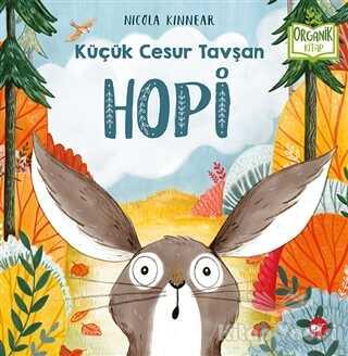Beyaz Balina Yayınları - Hopi - Küçük Cesur Tavşan