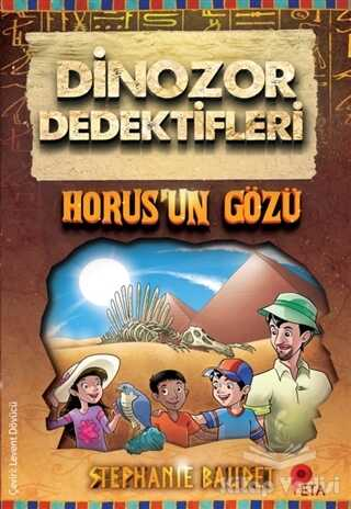 Peta Kitap - Horus'un Gözü - Dinozor Dedektifleri