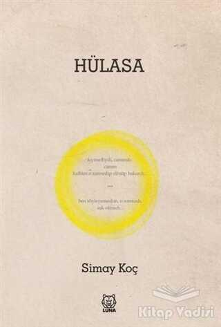 Luna Yayınları - Hülasa