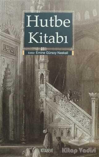 Kitabevi Yayınları - Hutbe Kitabı
