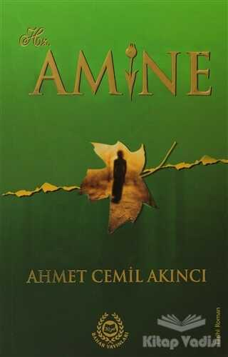 Bahar Yayınları - Hz.Amine