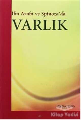 Elis Yayınları - İbn Arabi ve Spinoza'da Varlık