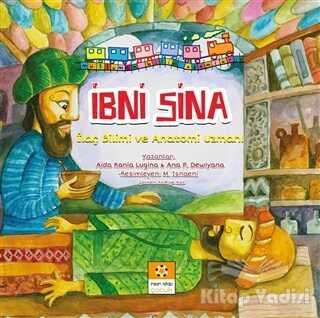 İnsan Kitap - İbni Sina - Müslüman Bilim Adamları Serisi 1