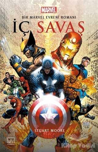 İthaki Yayınları - İç Savaş: Bir Marvel Evreni Romanı