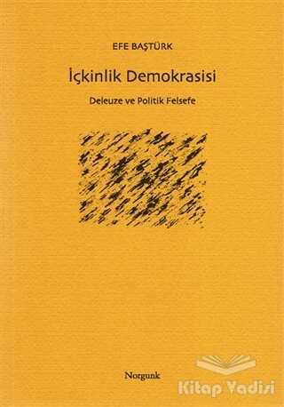 Norgunk Yayıncılık - İçkinlik Demokrasisi