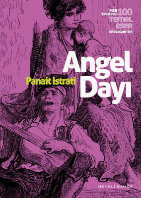 RENKLİ BAHÇE YAYINLARI - Angel Dayı - Renkli Bahçe