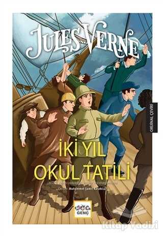 Nar Yayınları - İki Yıl Okul Tatili