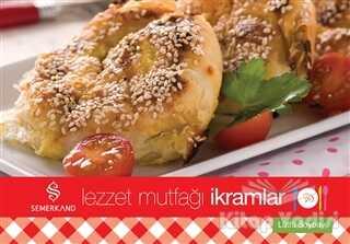 Semerkand Yayınları - İkramlar - Lezzet Mutfağı