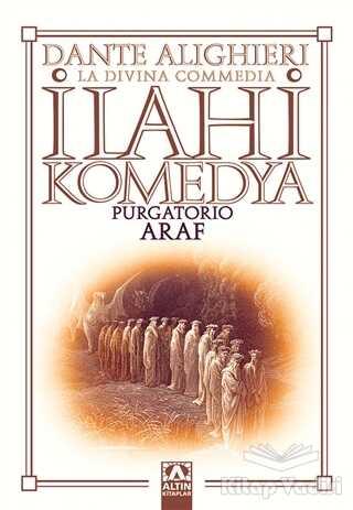 Altın Kitaplar - İlahi Komedya : Araf