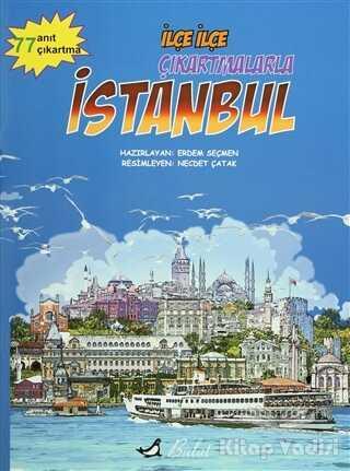Bulut Yayınları - İlçe İlçe Çıkartmalarla İstanbul