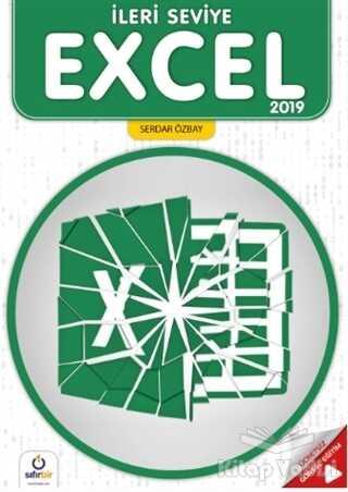 Sıfırbir Yayınevi - İleri Seviye Excel 2019