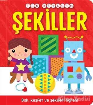 İndigo Çocuk - İlk Kitabım - Şekiller