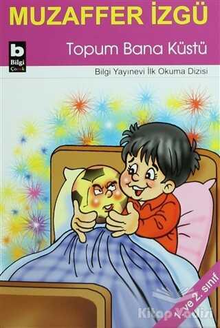 Bilgi Yayınevi - İlk Okuma Dizisi (10 Kitap Takım)