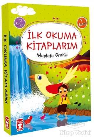 Timaş Çocuk - İlk Çocukluk - İlk Okuma Kitaplarım (10 Kitap Takım)