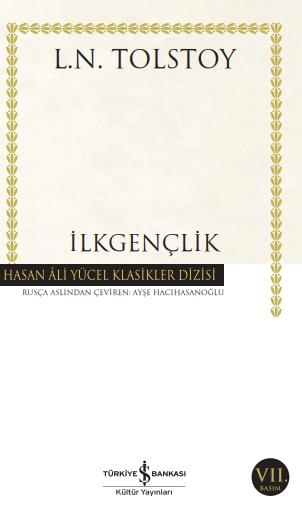 İş Bankası Kültür Yayınları - İlkgençlik