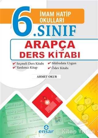Ensar Neşriyat - İmam Hatip Okulları 6. Sınıf Arapça Ders Kitabı