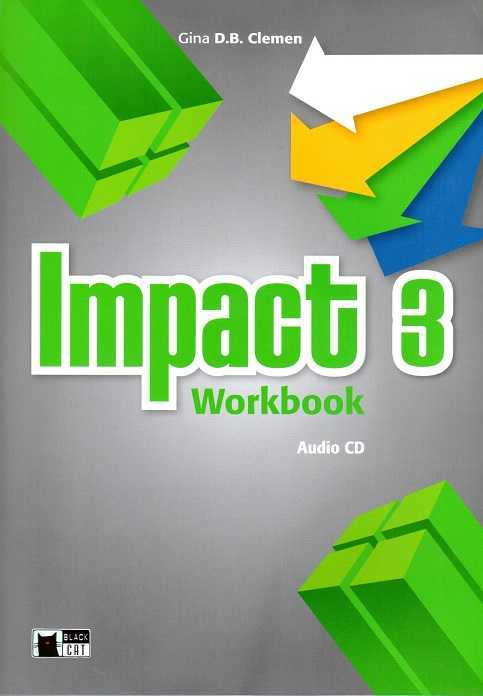 - Impact 3 Workbook+ Digital Readers + Black Cat Reader (Ücretsiz) Black Cat (Ues) Yayınları