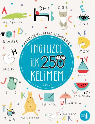 Büyülü Fener Yayınları - İngilizce İlk 250 Kelimem