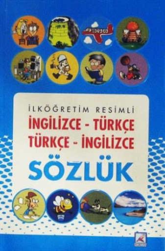 Nurdan Yayınları - İngilizce-Türkçe Türkçe-İngilizce Sözlük / Nurdan Yayınları